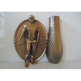 Vase de columbarium Thème...