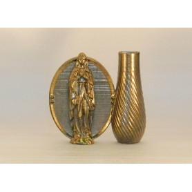 Vase de columbarium Vierge