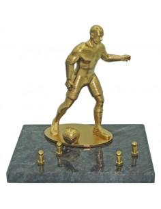 Plaque joueur de Football