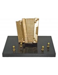 Plaque accordéon