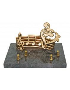 Plaque musique