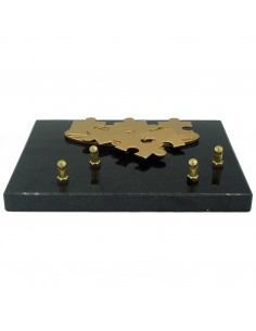 Plaque passion puzzle