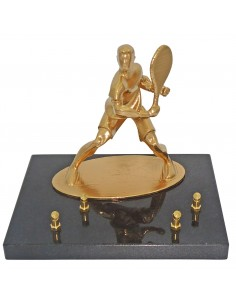Plaque tennis